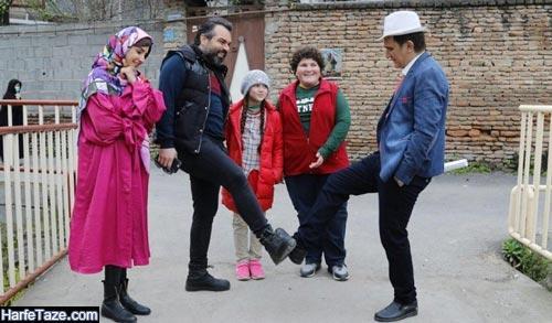 اسامی بازیگران فیلم شپلوتکا