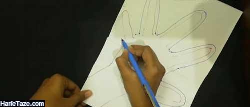 ساخت دستکش یکبار مصرف با اتو