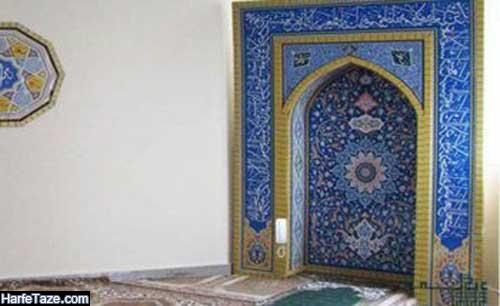تعبیر دیدن محراب مسجد در خواب چیست