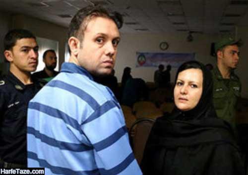 حکم اعدام وحید بهزادی و همسرش نجوا لاشیدایی سلطان خودرو