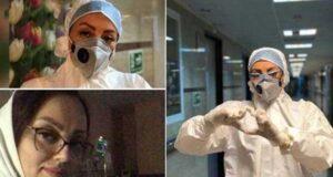زهرا مستعدی   بیوگرافی و عکسهای زهرا مستعدی پرستار + دلایل ایست قلبی و فوت