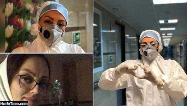 بیوگرافی و عکسهای زهرا مستعدی پرستار + دلایل ایست قلبی و فوت