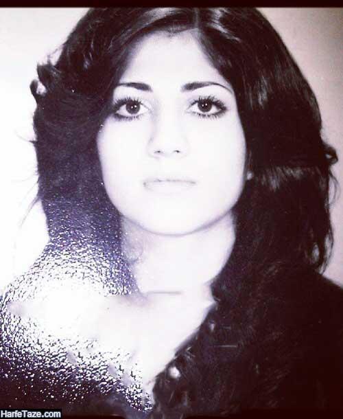 عکس ماندانا دختر آذر شیوا
