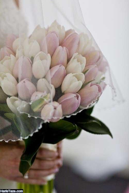 مدل دسته گل عروس 99