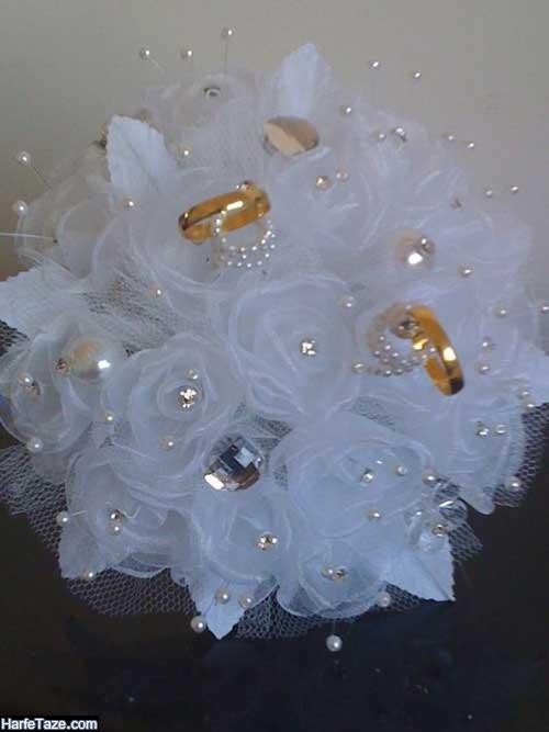 جدیدترین دسته گلهای عروسی ۲۰۲۰ خاص و شیک