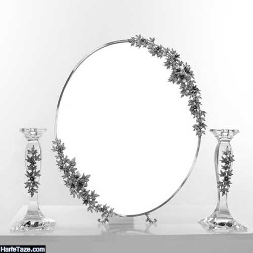 مدل جدید آینه و کنسول عروس 2020