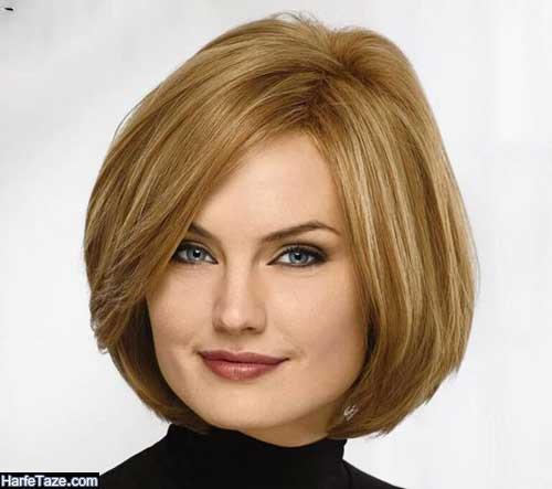 گالری عکس مدل های جدید موی کوتاه زنانه ایرانی