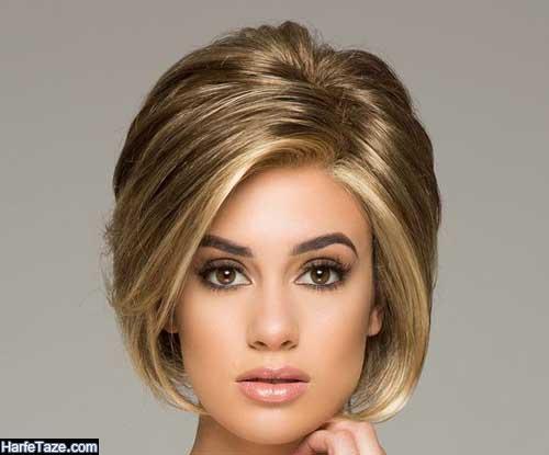 مدل بسیار زیبا و شیک کوتاهی موی دخترانه