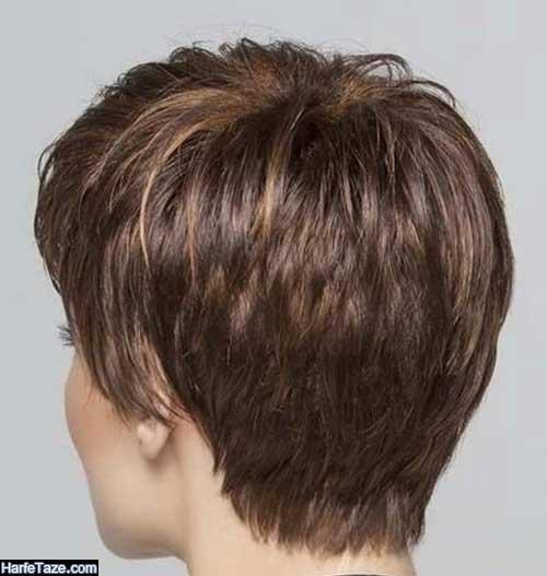 مدلهای جدید موی کوتاه پسرانه برای دختران