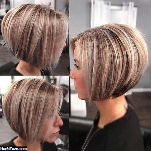 مدل کوتاهی موی دخترانه ۲۰۲۰