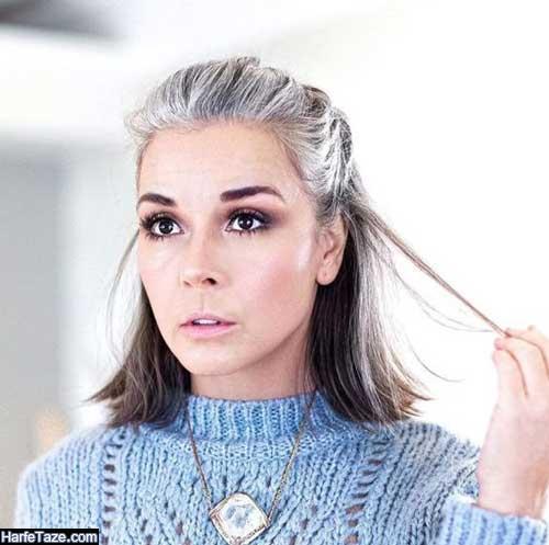 مدل موی کوتاه شیک دخترانه ۲۰۲۰