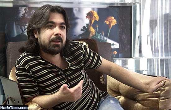زندگینامه حامد عنقا فیلمنامه نویس و تهیه کننده