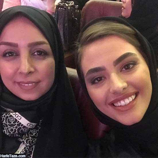 عکس های جدید و بیوگرافی همسر حامد عنقا