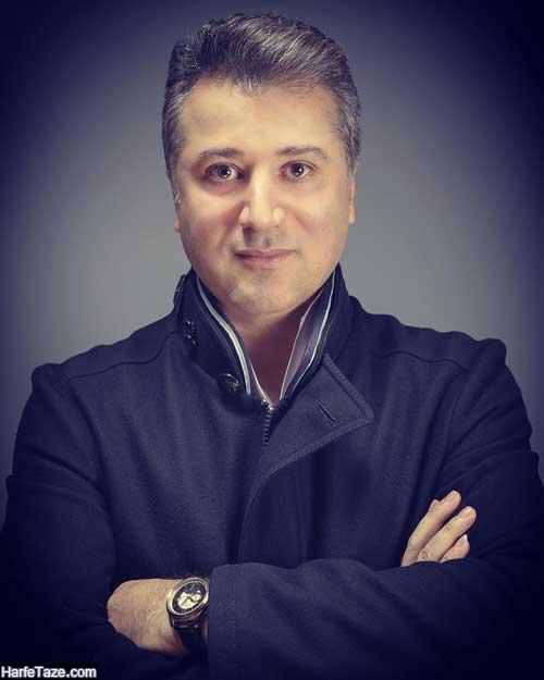 بیوگرافی شخصی محمدرضا عیوضی خواننده تیتراژ سریال روزگار جوانی
