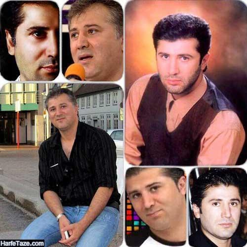 زندگینامه شخصی و هنری محمدرضا عیوضی خواننده پاپ