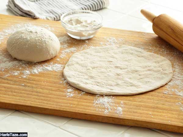 طرز تهیه خمیرهای پیتزای ایتالیایی