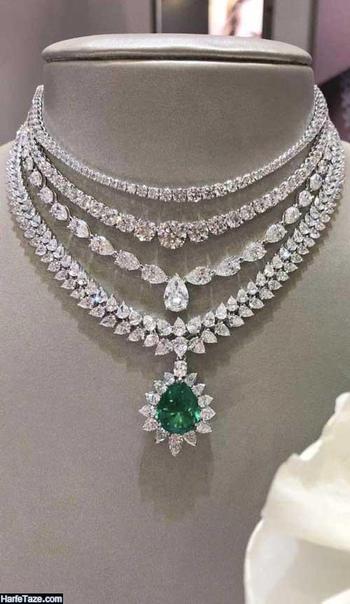 بدلیجات و جواهرات زنانه برای عروسی 99