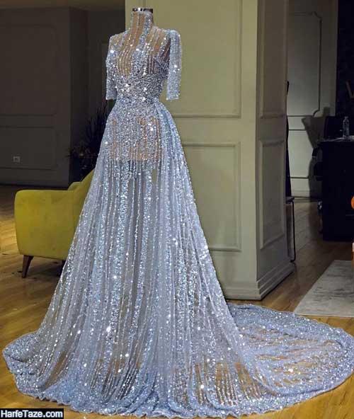 آلبومی از مدل لباس عروس سفید جدید ویژه سال ۲۰۲۰ – ۹۹