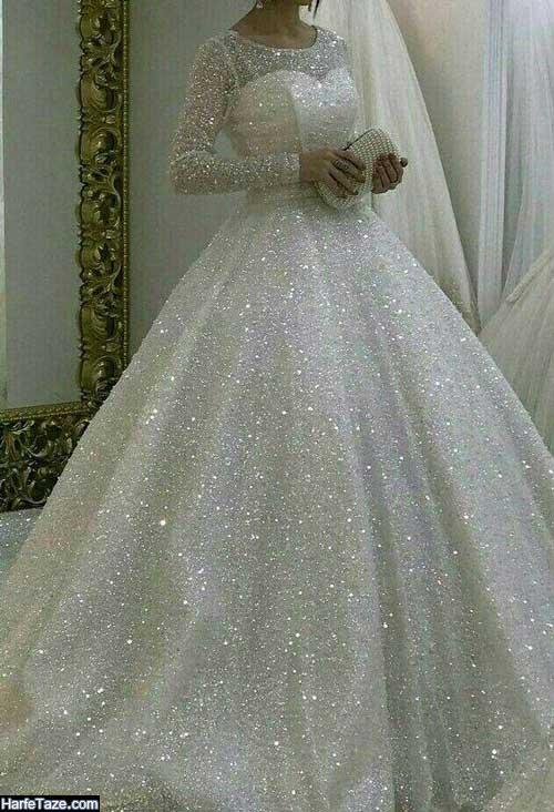 پیراهن عروس شاین