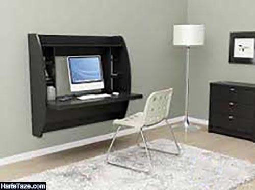 مدل جدید میزهای کار برای رایانه و لپ تاپ