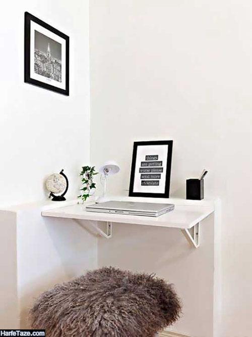 مدل جدید میزهای لپ تاپ دیواری ایرانی