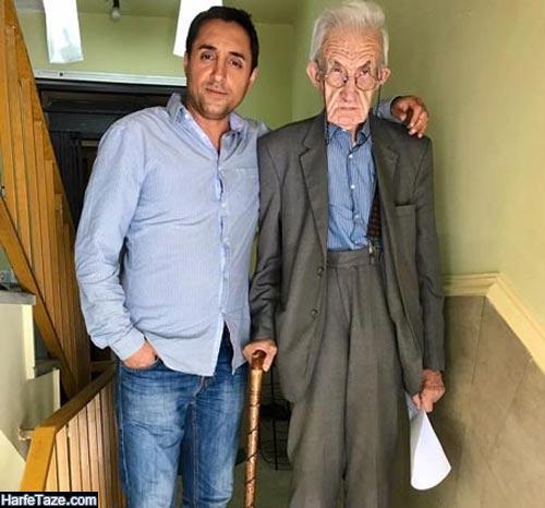 عکس های جدید اردشیر کاظمی