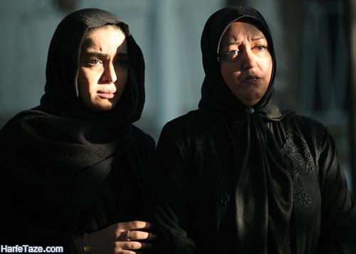 مهرناز افلاکیان بازیگر نقش مهتاب در سریال پرگار کیست؟