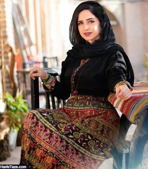 زهره نعیمی بازیگر نقش زهره در سریال پرگار کیست
