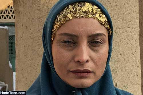مریم کاویانی بازیگر نقش ترمه در هزارپایان