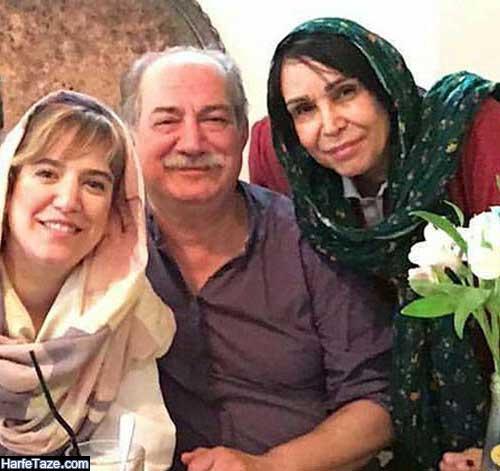 عکس های جدید همسر آتیلا پسیانی