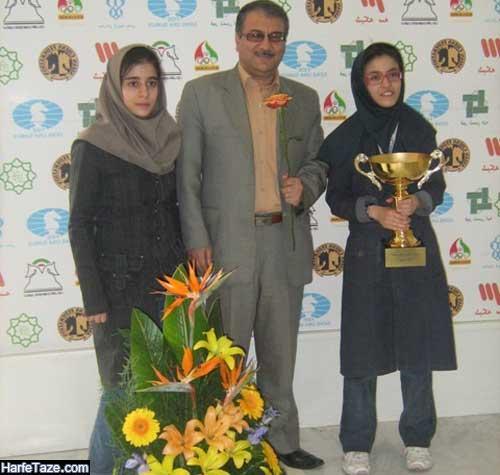 زندگینامه غزل حکیمی فرد شطرنج باز ایرانی تبعه سوئیس