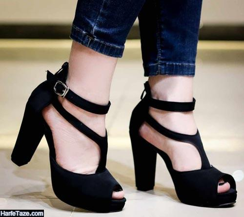 مدل کفش پاشنه بلند 99