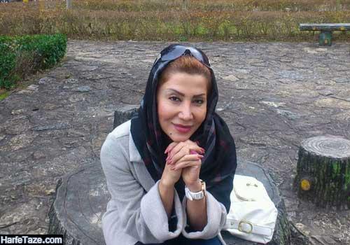 زندگینامه شخصی و سوابق مهناز شیرازی گوبنده خبر سیاسی تلویزیون