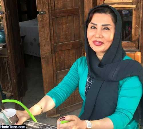 مهناز شیرازی اخبارگوی تلویزیون الان کجاست