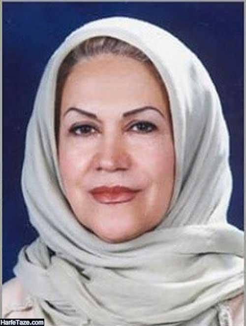 بیوگرافی و عکس جدید منصوره کاتبی دوبلور
