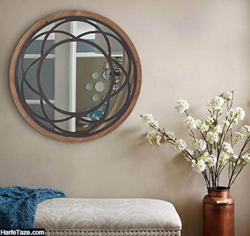 مدل آینه دیواری 99