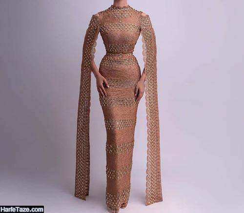 مدل لباس جدید پوشیده 2020