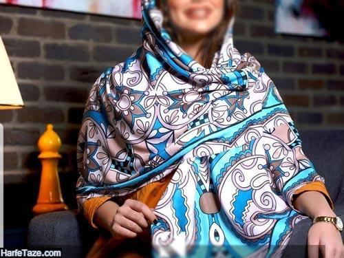 مدل روسری تابستانی 99