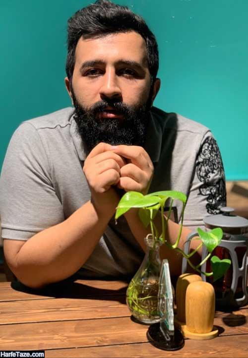 زندگینامه شخصی و هنری محمد حیدری شعبده باز و همسرش