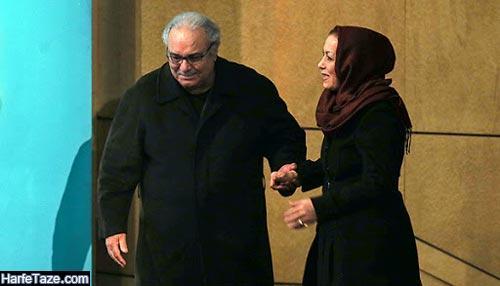 عکس های محمد کاسبی و همسرش
