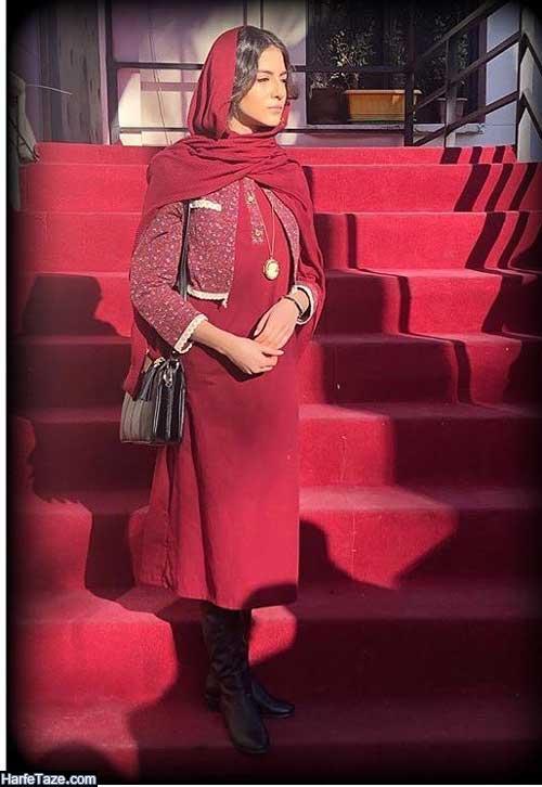بیوگرافی بازیگر نقش مرضیه در سریال آقازاده