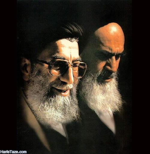 عکس پروفایل تسلیت سالروز ارتحال امام خمینی