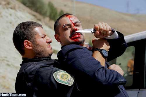 خلاصه داستان سریال پلیسی جنایی رهایی