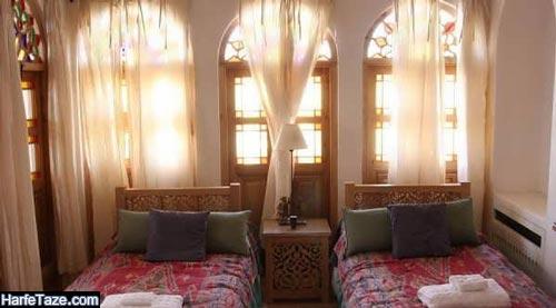 مدل دکوراسیون سنتی ایرانی