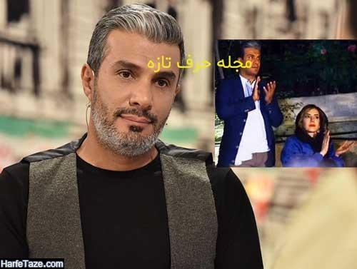بیوگرافی و عکس های راحله شه دل همسر آریا عظیمی نژاد