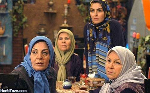 فیلم شناسی زهره حمیدی