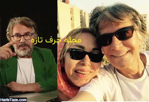 کارگردان برنامه شوخی با ستارگان مهمان دورهمی مهران مدیری