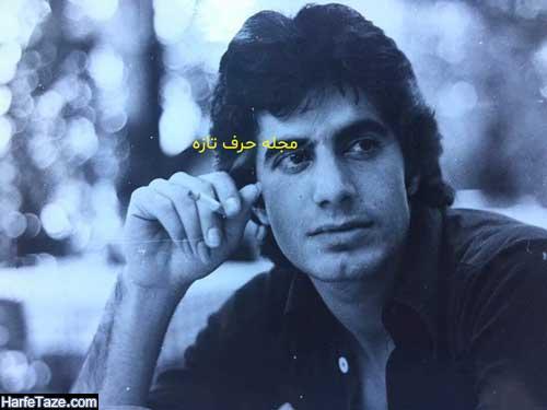 عکس جوانی امیرحسین قهرایی کارگردان دوبین مخفی