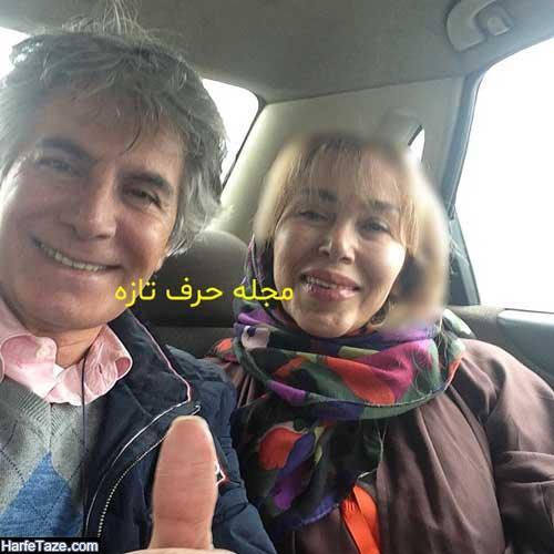 همسر امیرحسین قهرایی کیست