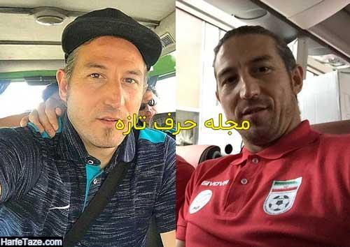 عکس های اینستاگرام آندو فوتبالیست ارمنی